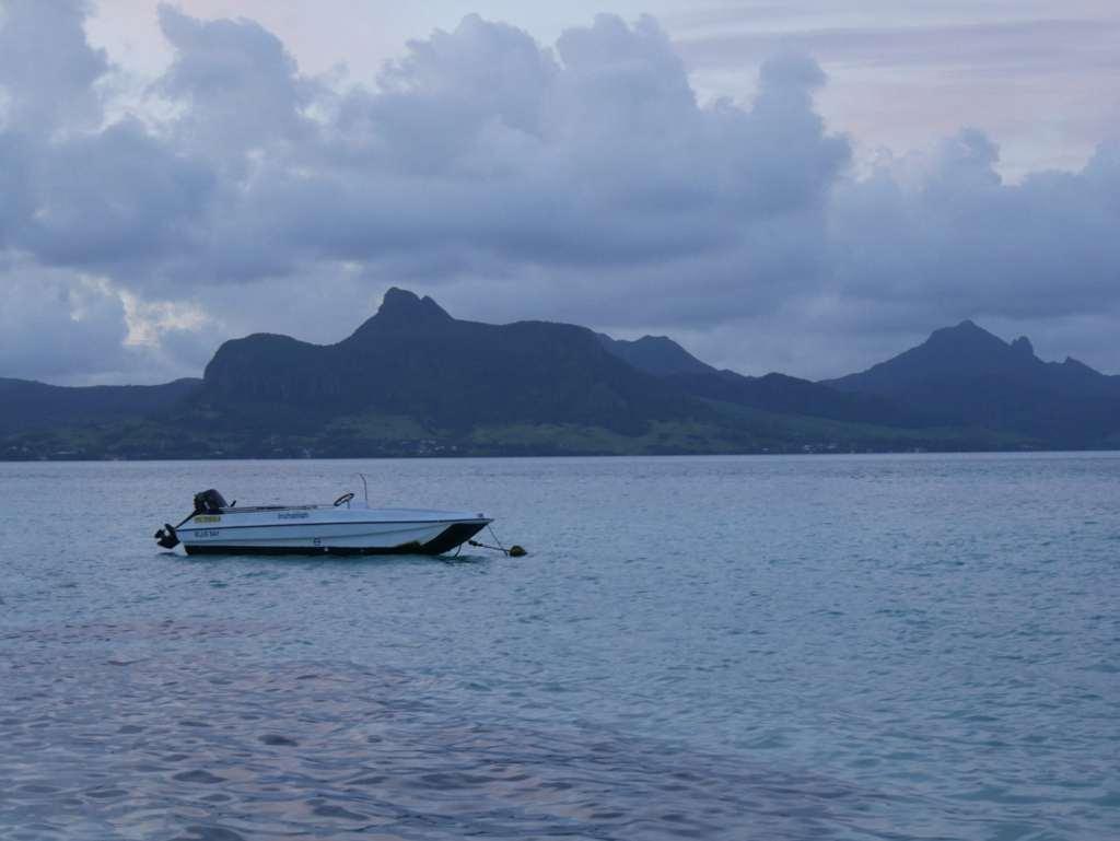 ile maurice et la baie bleue