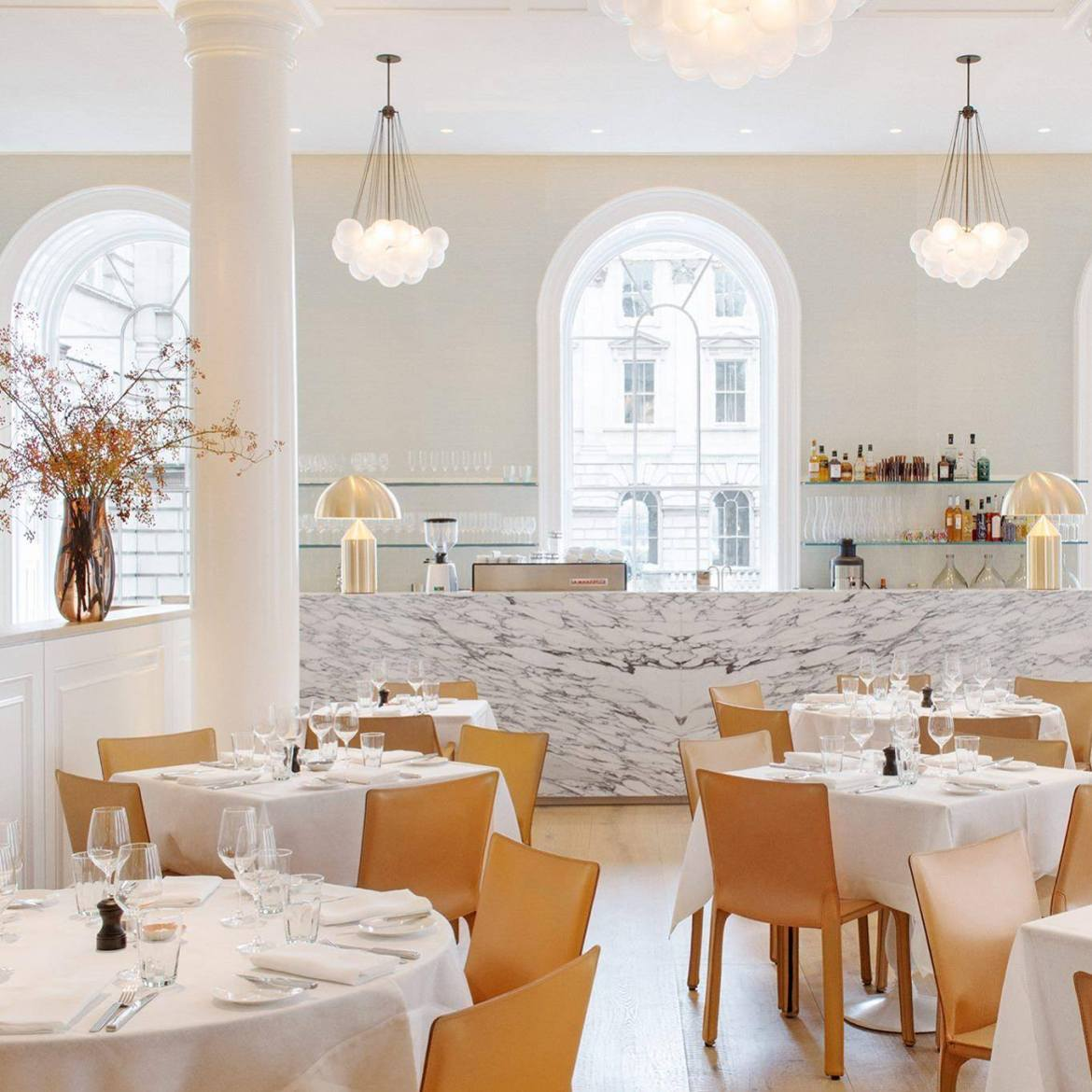 Spring restaurant london best sustainable restaurants