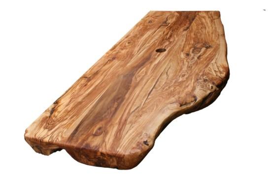 Los muebles de olivo una madera sostenible the green studio eco reformas barcelona - Encimeras de madera para bano ...