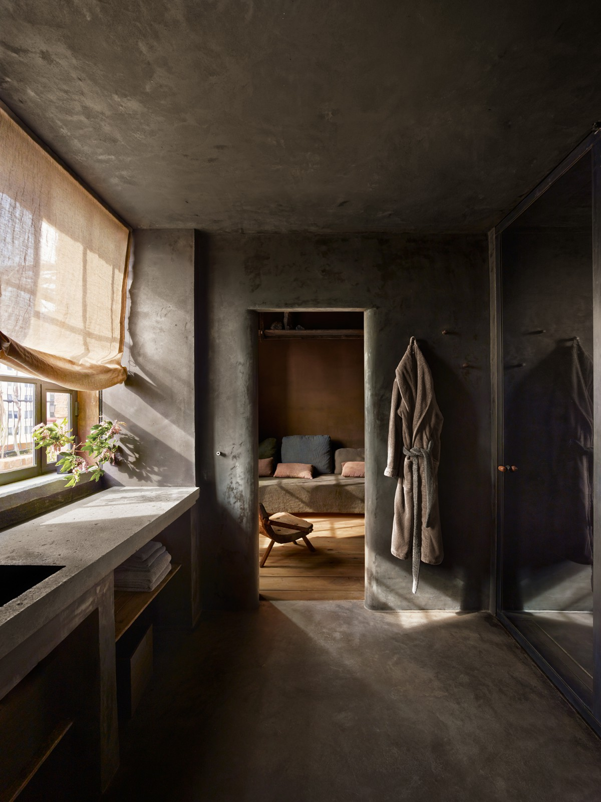 Tribeca Penthouse Tribeca Luxury Hotel Axel Vervoordt