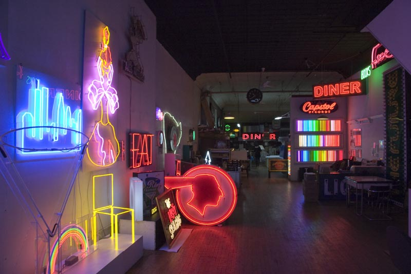 Tribeca Boutique Hotel Let There Be Neon The Greenwich