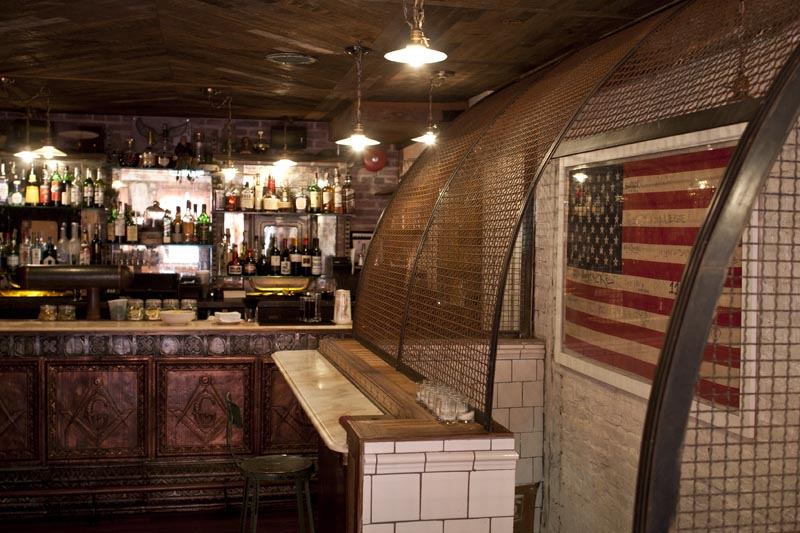 Tribeca Boutique Hotel Tiny S And The Bar Upstairs The
