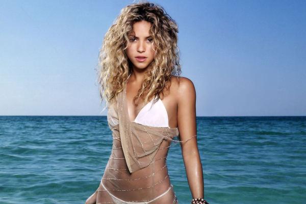 Shakira animal testing