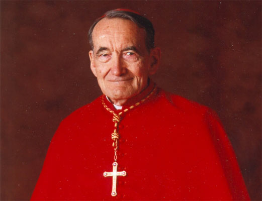 "Avery Dulles (1918-2008), convert Jesuit theologian and cardinal, son of John Foster Dulles. Warning against ""excessive and indiscreet accommodation,"