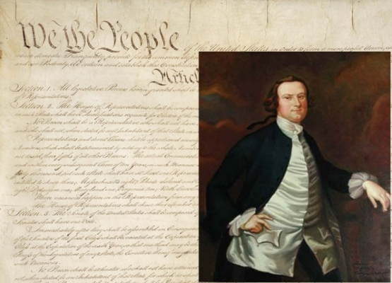 Daniel Carroll (1730-1796) signed the Articles of Confederation and U.S. Constitution. He risked much for the cause of American independence. George Washington's friend, he fought for government by, of and for the people.
