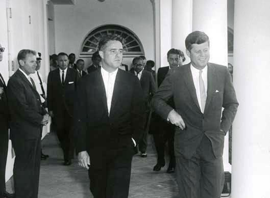 Robert Sargent Shriver (1915-2011) married JFK sister Eunice, served in the Kennedy and Johnson administrations, helped start Peace Corps, Job Corps and Head Start. A pro-life Catholic, he was on the 1972 ticket.