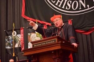 cardinal pointing