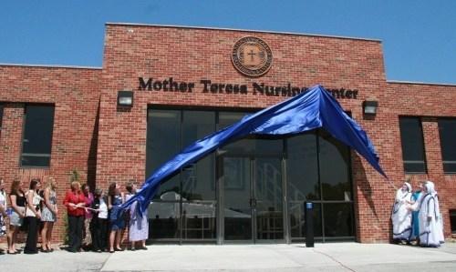 mother teresa banner greg