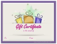 Easter gift certificate template merry christmas and happy new easter gift certificate template negle Images