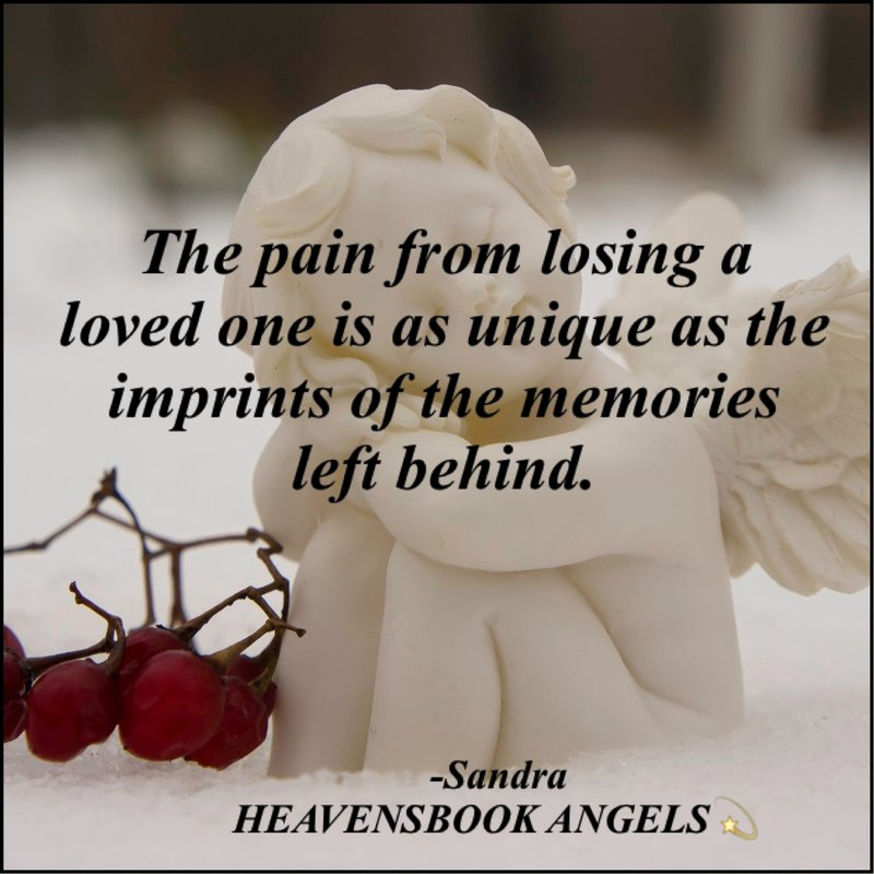 Pain Quotes Losing Loved One