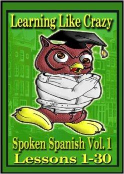 Learning Spanish Like Crazy