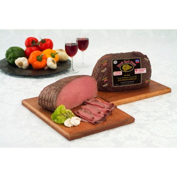 Boar39s Head Deli Roast Beef Rare Deluxe Top Round Low