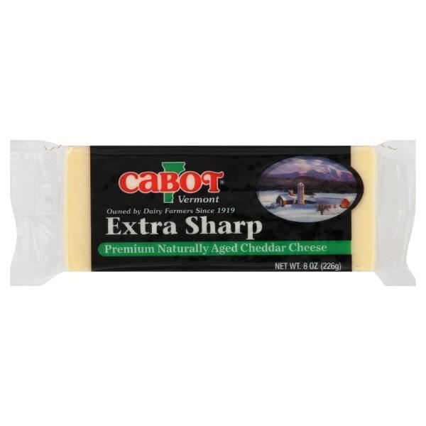 Sharp White Cheddar Cheese