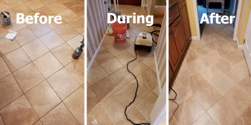 grout sealing services grout sealing
