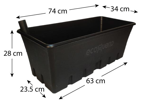 Caja-Dimensions