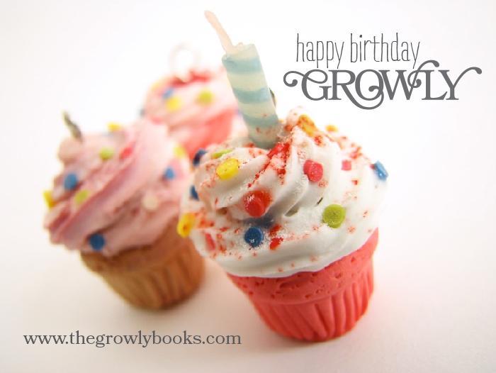 Happy Birthday Growly