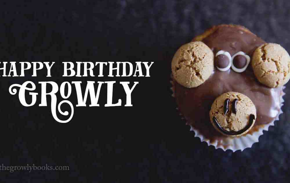 A FREE GIFT to Celebrate Growly's Birthday!
