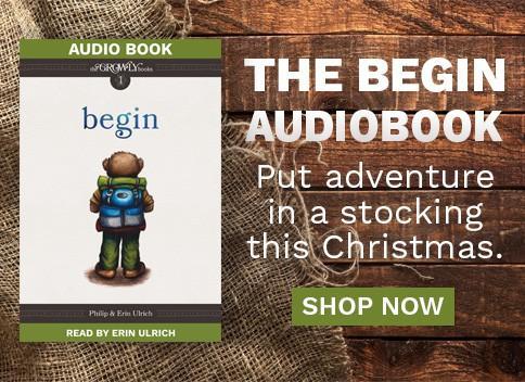 Begin Audiobook Christmas Sale