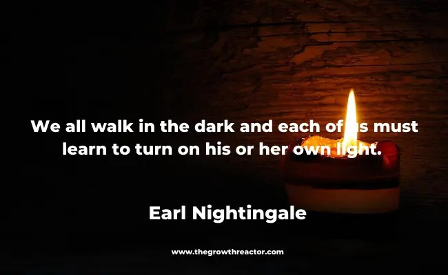 light and darkness quotes