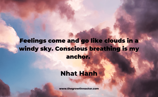 quote about clouds