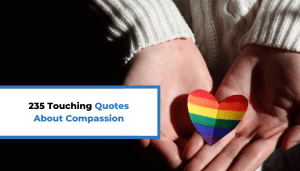 235 Touching Quotes About Compassion