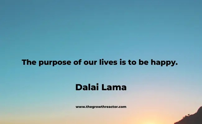 quotes about purpose in life