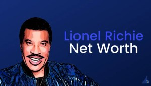Lionel Richie Net Worth [2021]