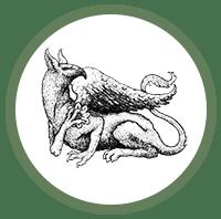 The Gryphon Press logo