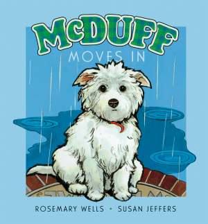 Book cover - McDuff Moves In