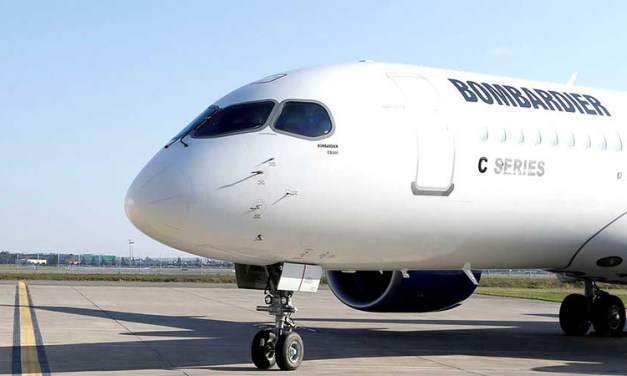 So what is the Bombardier #C-Series anyway?