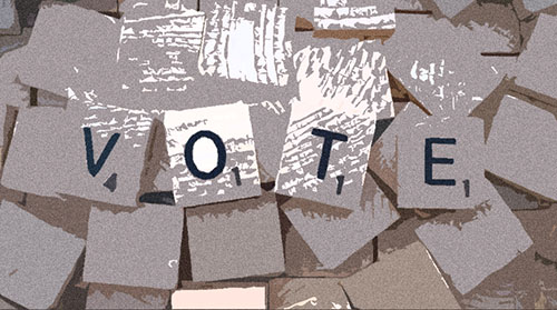 Torontonians want to know where to vote?