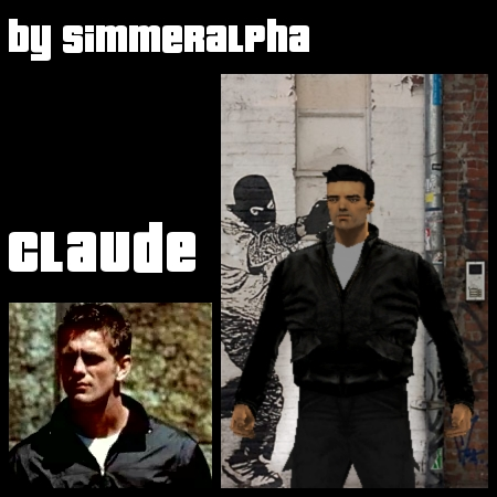 The GTA Place Claude From GTA2