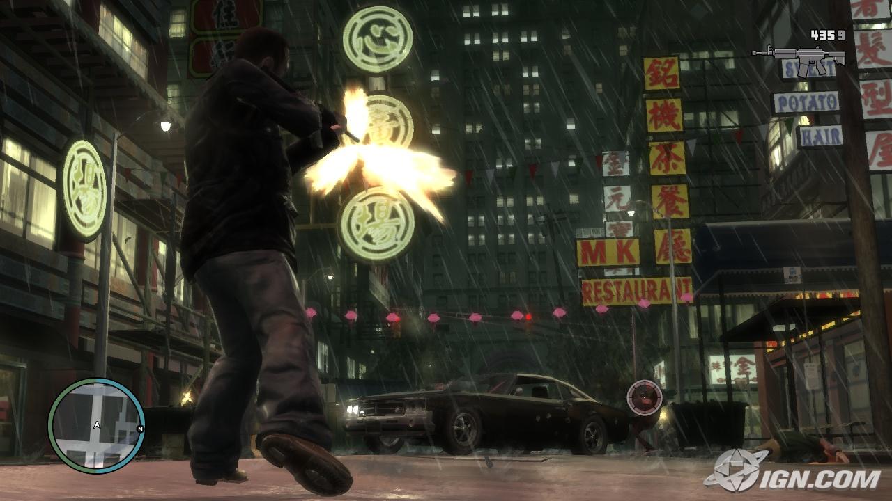The GTA Place GTA IV Screenshots