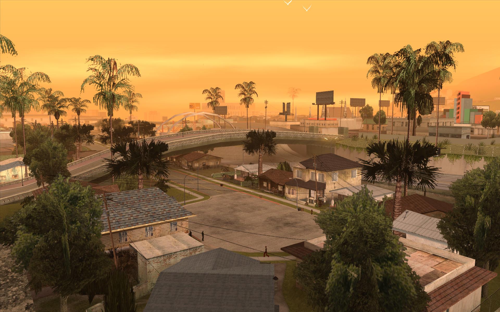 The GTA Place San Andreas PC Screenshots
