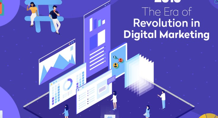 digital marketing revolution