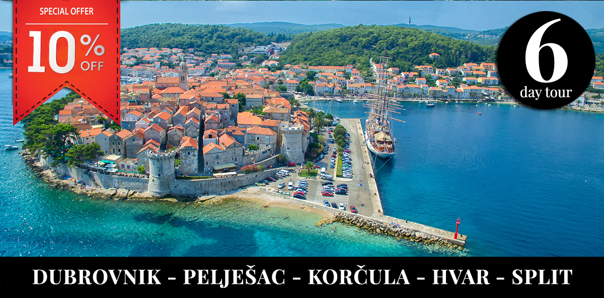 Best of Dalmatia Tour