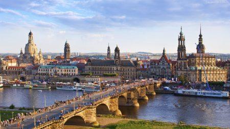 Dresden Silhouette Foto: DMG/Dittrich