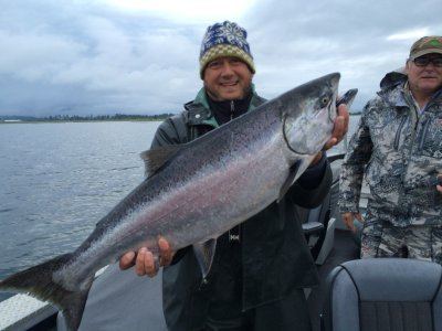 Columbia River Fishing Report and Forecast March 22nd, 2019
