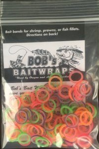 Guide Pack of Bob's Bait Wraps