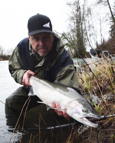 Oregon Fisheries Update February 9th, 2018