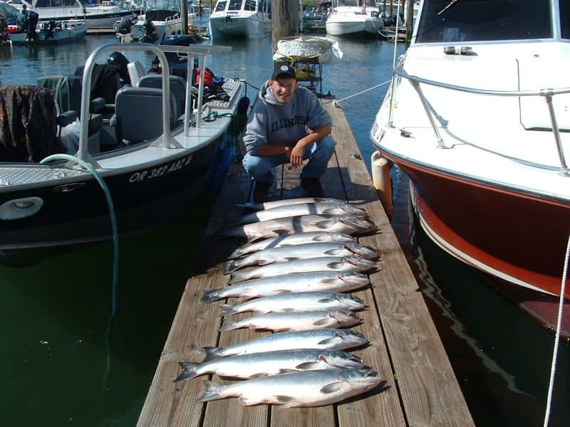 Columbia River Fishing Report August 16th, 2019 – Oregon
