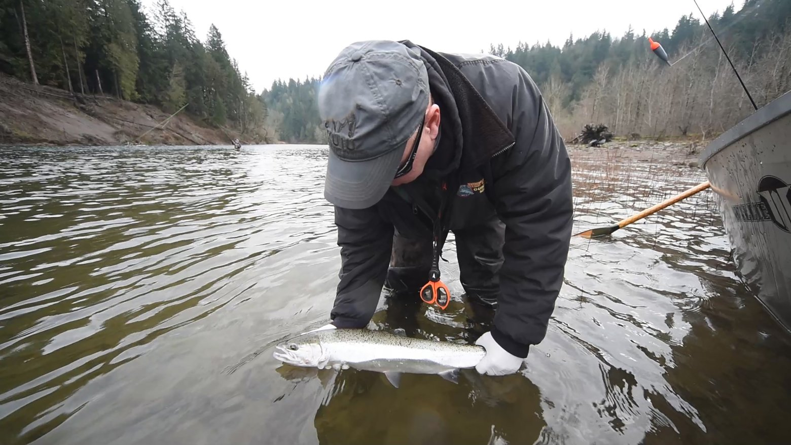 Clackamas and Sandy River Fishing Reports July 26th, 2019