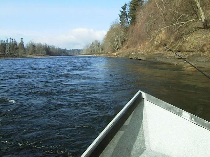 Clackamas and Sandy River Fishing Reports September 20th, 2019