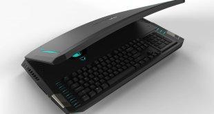 Acer Predator 21 X: Le premier PC portable avec écran incurvé