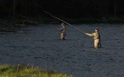 How to have an amazing fly fishing experience in Canada
