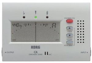Korg CA-40 Large Display Auto Chromatic Tuner