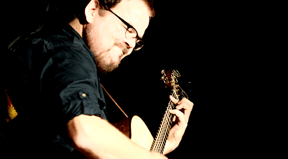 Fingerstyle Guitar With Don Ross