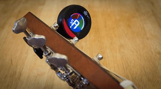Guitar Sense GS-T1 Guitar Tuner Review 4