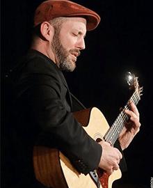 Adam Rafferty - Top 25 Fingerstyle guitar Players