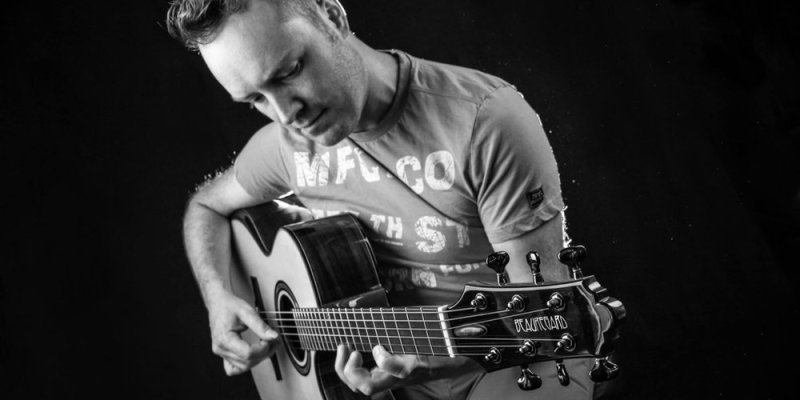 Featured Image of Antoine Dufour for Top 25 Fingerstyle Guitar Players